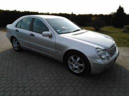 Mercedes C 180 Automat 173 tyś. km