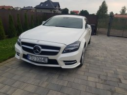 MERCEDES CLS W218 Shooting Break 350 CDI Blueefficiency 265KM