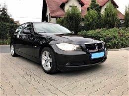 BMW 320 D E91 177 KM