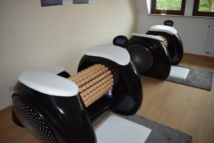 Rolki do masażu Rollshape