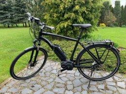 Szwajcarski rower elektryczny Flyer Bosch Perfomance Line TS Serie