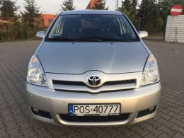 Toyota Corolla Verso 2007 1.8 Benzyna Automat