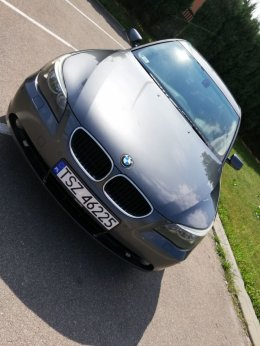 BMW E60 3.0D