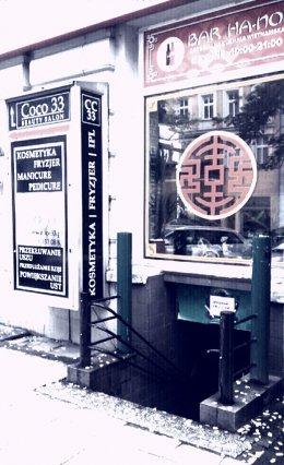 Szczecin Centrum - al. Wojska Polskiego 10 - lokal 25 mkw - niedrogo sprzedam