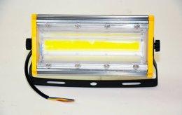 HALOGEN LAMPA LED LINIOWY 50W 500W 5000 LM NASWIETLACZ NOWY! GW 36msc