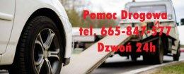 Pomoc Drogowa 24H Holowanie Laweta Mobilny Mechanik