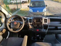 Fiat Ducato 3.0l osobowy uszkodzony