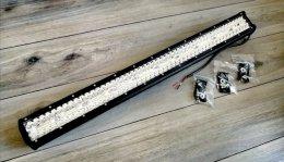 HALOGEN SAMOCHODOWY OFFROAD MOC 660W LAMPA ROBOCZA