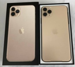 Apple iPhone 11 Pro 64GB dla $500, iPhone 11 Pro Max 64GB dla $550,iPhone 11  64GB dla  $450