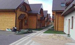 Domy z bali cała Polska oraz transport na miejsce