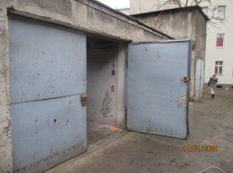 Sprzedam garaż w Centrum Szczecina