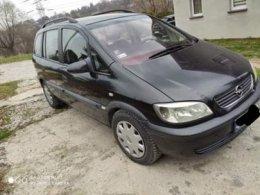 Opel Zafira 2.0 DTI, 101 KM 7 Osób 2003 r. Klimatyzacja