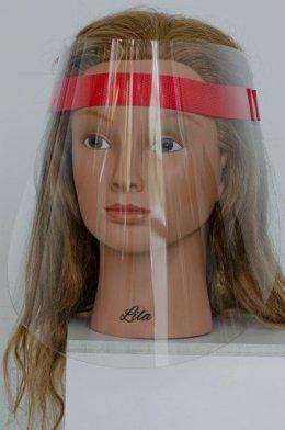Przyłbica ochronna na twarz osłona twarzy mask 24H