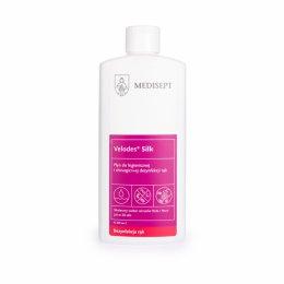 Medisept Velodes Silk płyn do higienicznej dezynfekcji rąk 500ml