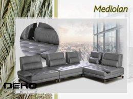 Narożnik Mediolan - niespotykany designe, luksus