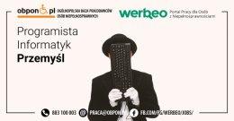 Programista Informatyk - praca stacjonarna w Przemyślu