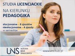 Pedagogika - studia licencjackie