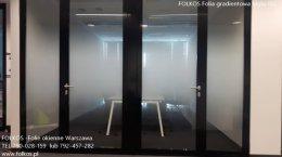 Folie dekoracyjne wzory gradientowe Folia mgła ,perła, wzór 130,234,250,560,880