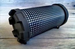 GŁOŚNIK BLUETOOTH LED CMiK MK3000 RADIO