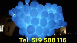 Balony z helem ledowe z helem z ledem balony ledowe z helem ledowe led