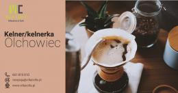 Kelnerka/ Kelner Miejsce pracy: Olchowiec, woj. podkarpackie