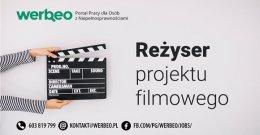 Reżyser projektu filmowego w Bieszczadach