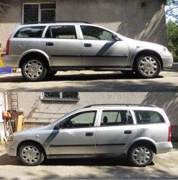 Przecena Opel Astra II G 1.7 CDTI isuzu kombi wypos dod czesci zapas
