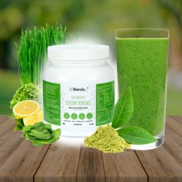 Naturalny Zielony Koktajl od BlendyGo – Rozpuszczalne Superfoods