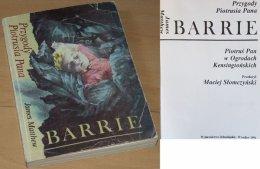 Przygody Piotrusia Pana - James Matthew Barrie