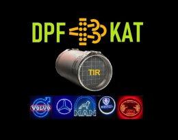 Koszalin DPF TIR Mycie, Czyszczenie, Regeneracja: DPF , KAT & EURO 6