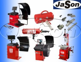 Wulkanizacja - zobacz maszyny do wulkanizacji oraz akcesoria w dogodnej cenie na Jason.com.pl