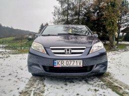 Honda FR-V 2.0 150KM Comfort