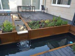 Zbiorniki wodne, fontanny , wylewki kaskadowe, oczko wodne/ na wymiar
