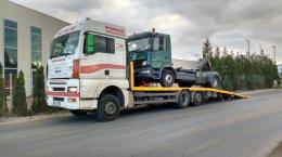Pomoc Drogowa TIR Niskopodwozie,Platforma,Holowanie,Wielkopolska