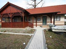 domek letniskowy Jezioro Turawskie