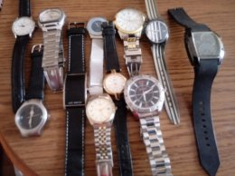 Pakiet zegarków