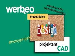 Projektant CAD – praca zdalna