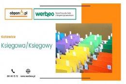 Księgowa/Księgowy – Katowice