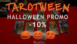 Tarot wróżby na Halloween promocja -10%