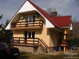 Dom+Dacza- Na jednej posesji. W Ińskim Parku Krajobrazowym.